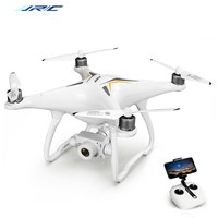 JJRC X6 Remote Control RC Quadcopter Aircus GPS RC Drone Dron Two Axis Stabilization PTZ Gimbal 1080P UAV Follow Me Helicopters