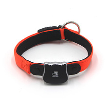 Pet's Waterproof GPS Tracker with Collar