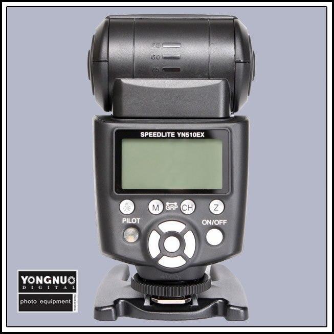 YongNuo YN-510EX Беспроводной TTL Ведомой Вспышки Speedlite Для Nikon D7100 D3100 D5200 D5100 SB-910 SB900 SB800 SB700 SB600