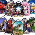 Cartoon Nylon Kids Backpacks Spiderman Mini Schoolbag Kid Bags Kindergarten Backpack Children School Bags Girls Boys Backpack