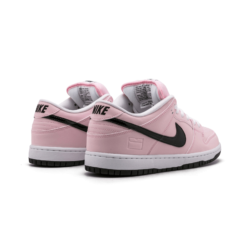 wholesale dealer 77b6d e6ae9 US $117.61 49% OFF|Original New Arrival Official Nike Dunk SB Elite Pink  Box Breathable Women's Skateboarding Shoes Sports Sneakers-in Skateboarding  ...