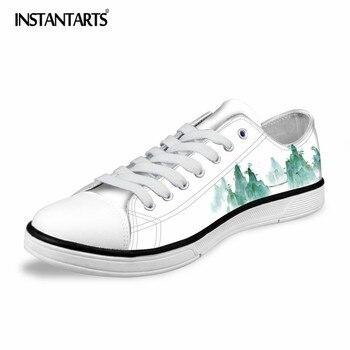 cd30b56c Zapatos de vulcanización blancos clásicos instantates zapatos de lona bajos  de moda para adolescentes chicos cómodos con cordones perezosos zapatos de  ...