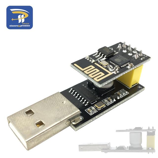 USB to ESP8266 WIFI module adapter board computer phone WIFI wireless communication microcontroller development