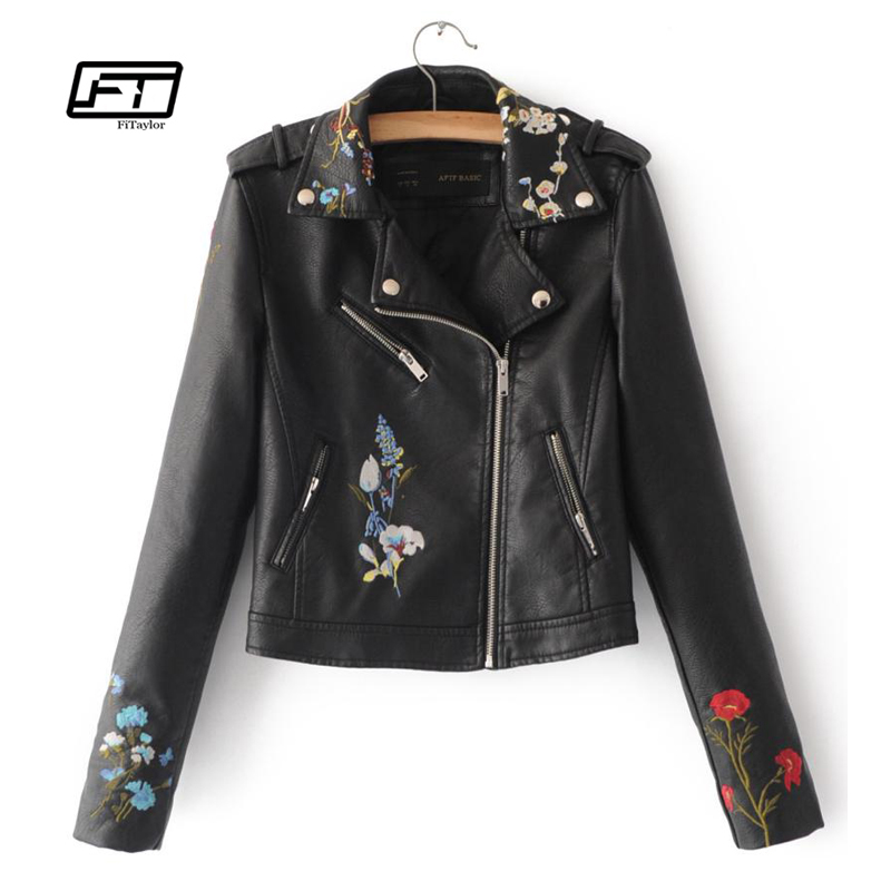 Aliexpress.com : Buy Fitaylor Autumn Biker Jacket Women ...
