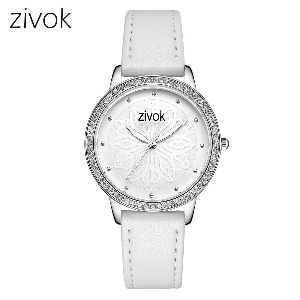 Zivok Fashion Women Կանացի ժամացույցներ - Կանացի ժամացույցներ - Լուսանկար 1