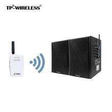 TP-WIRELESS 2.4 GHz Sem Fio Sistema de Colunas Pendurar Microfone e Speaker preto para Sala de Aula Sala de Aula/Igreja/Sala de Conferências