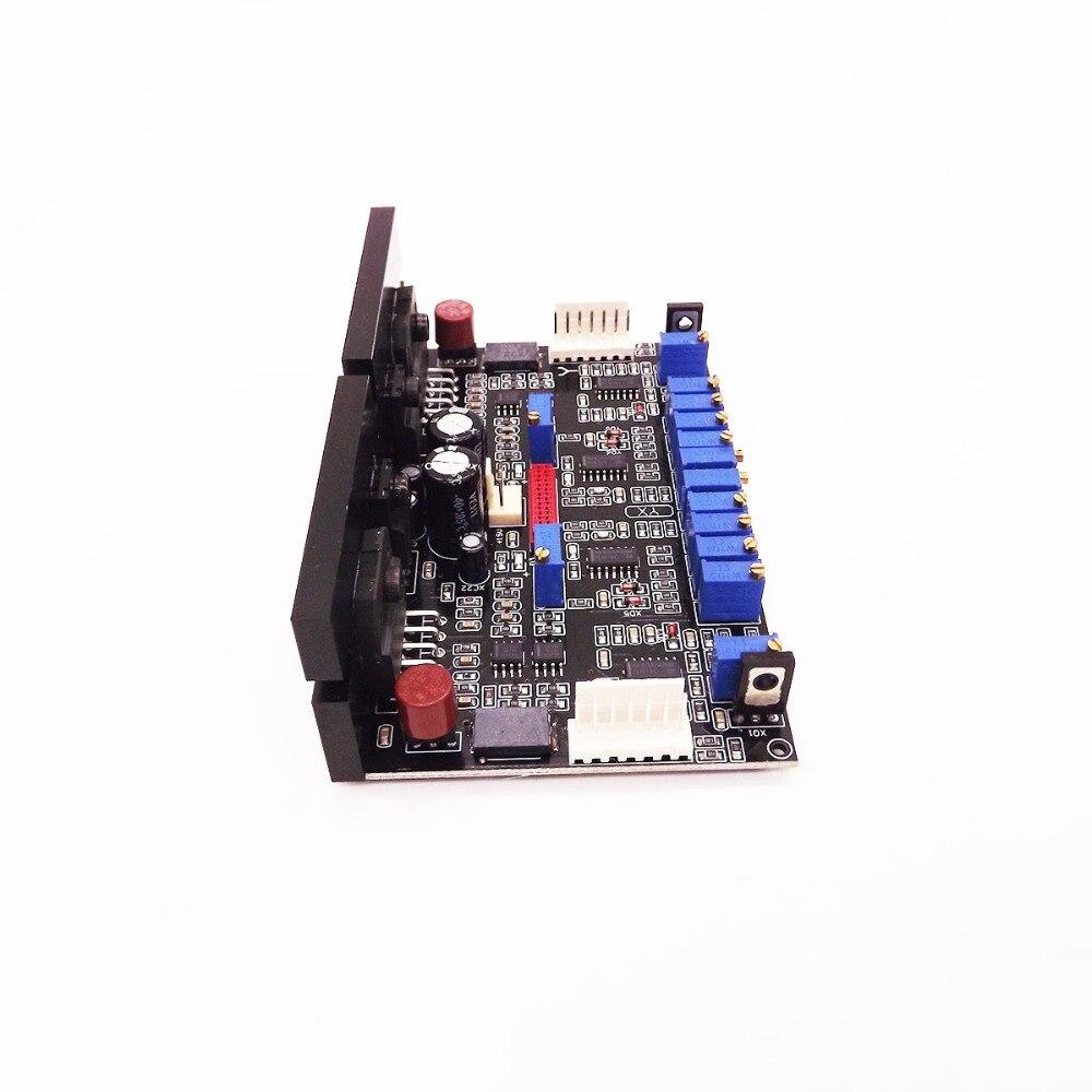 GT-50 50kpps Galvo ensemble de têtes de balayage haute vitesse Galvo Scanner en boucle fermée galvanomètre Scanners optiques norme ILDA - 5