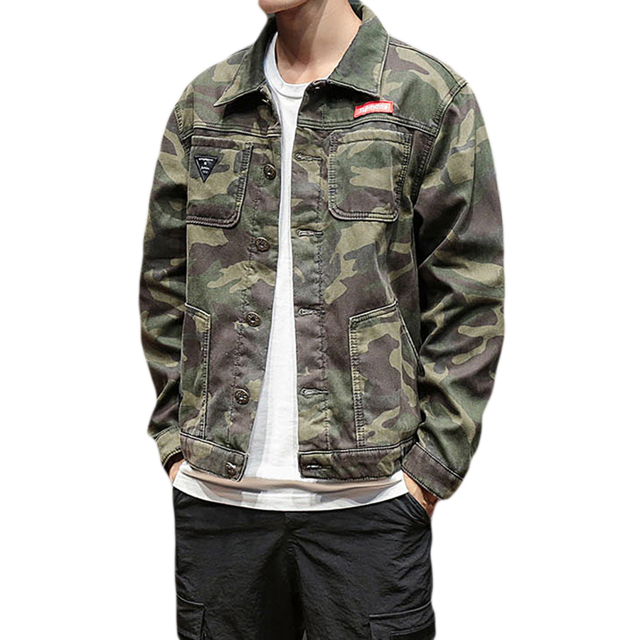 Spring Pilot Bomber Jacket Men 2018 Army Military Camouflage Streetwear Summer Jackets Men 5xl Campera Hombre Mens Clothing 6013
