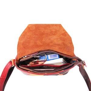Image 5 - Cobbler Legend 여성을위한 정품 가죽 핸드백 2020 Luxury Multicolor Ladies 빈티지 가방 디자이너 숄더/크로스 바디 호보 백