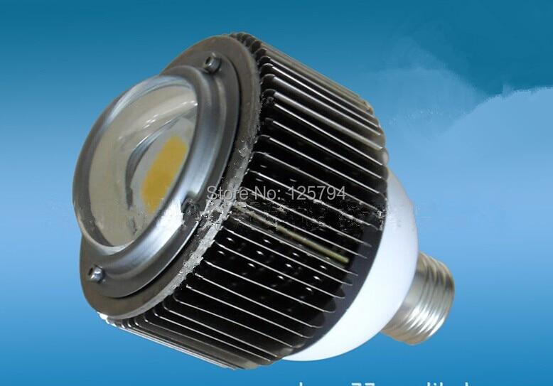 Newly high quality LED High Bay Light E40 50W/30W 110V beautiful shape fin type air cooled heat Radiating COB led bulb light