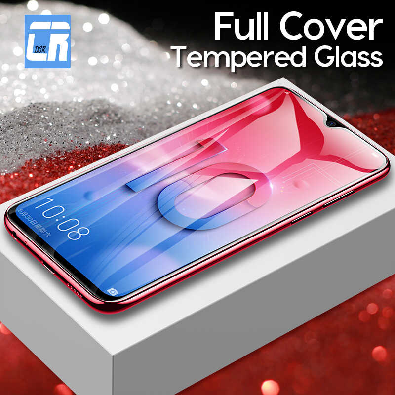 Full Cover Protective Glass for Huawei Honor 10i 20i 8X 8A 8S Tempered Glass for Huawei Y5 2019 Enjoy 9s 9e Screen Protector