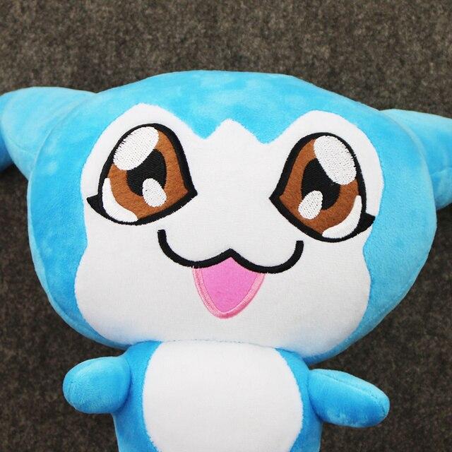 Новый 32 см Digimon Chibimon Плюшевые Игрушки Куклы Коллекционные Подарок для Малыша бесплатно shinpping
