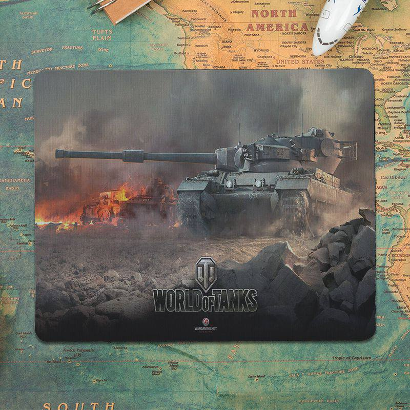 Yinuoda hot sale World of tanks Laptop Computer Mousepad Size for 30x60cm and 30x60cm Gaming Mousepads