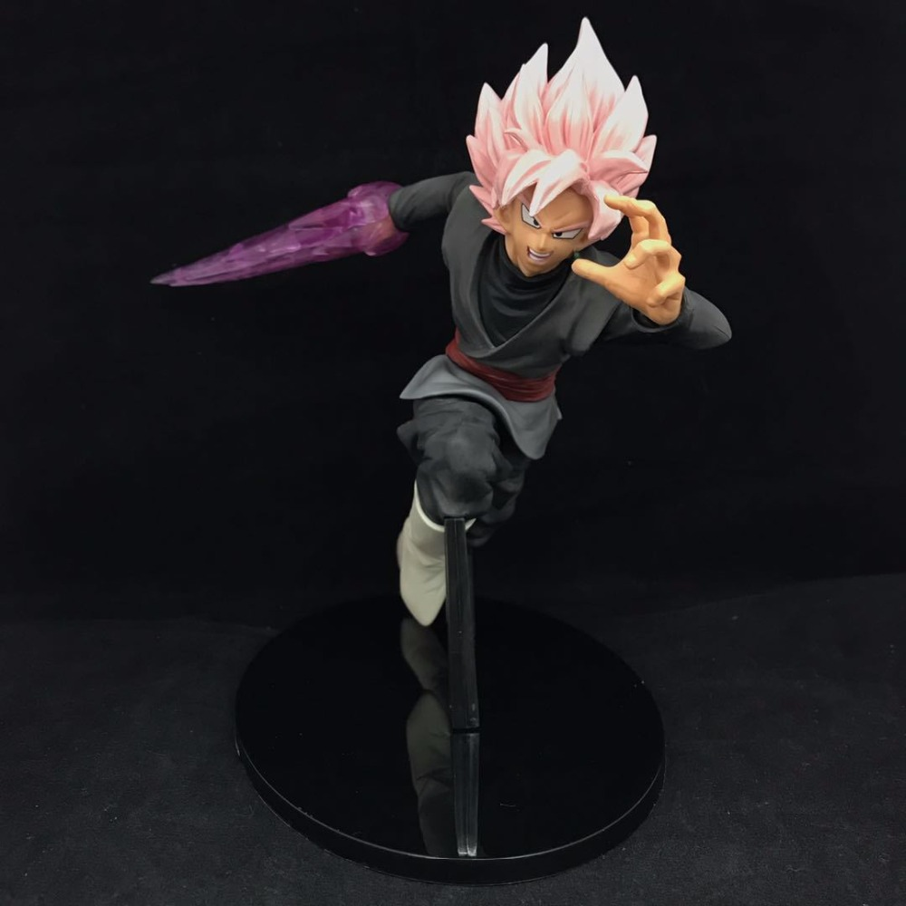 Dragon Ball Super Saiyan Son Goku Soul X Soul Gokou Black Ver. PVC Action Figure Collection Model Toys Doll 18cm dragon ball super toy son goku action figure anime super vegeta pop model doll pvc collection toys for children christmas gifts