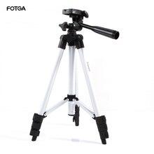 المهنية كاميرا ترايبود رواج مرنة SLR الدائمة/حامل ترايبود رئيس ل العالمي مرنة DVD تيار مستمر 1100D 550D 600D