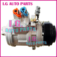 10PA20C AC Compressor For Toyota Land Cruiser For Lexus LS400 4.0 LX470 4.7L 88320 60680 88320 60681 88320 24140 84 8832050060