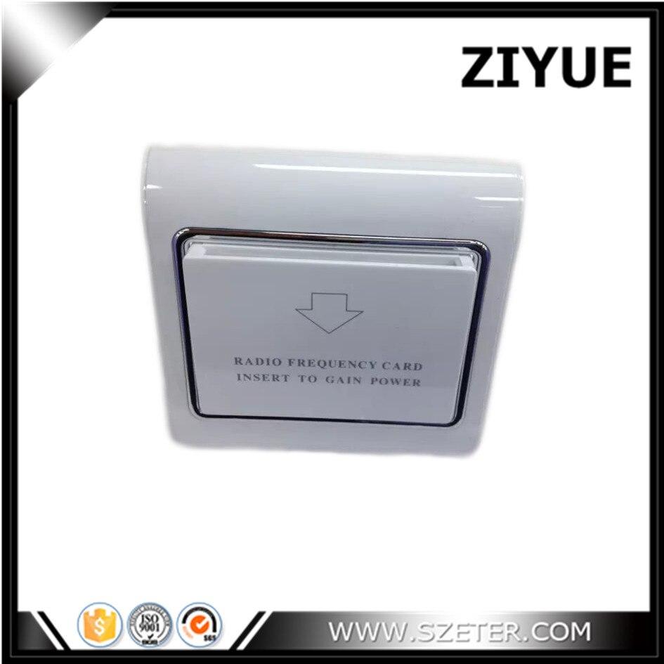 Livraison Gratuite Hôtel 125 khz RFID Carte Em4305 ID Carte D'économie D'énergie Commutateur Titulaire de la Carte pour Hôtel