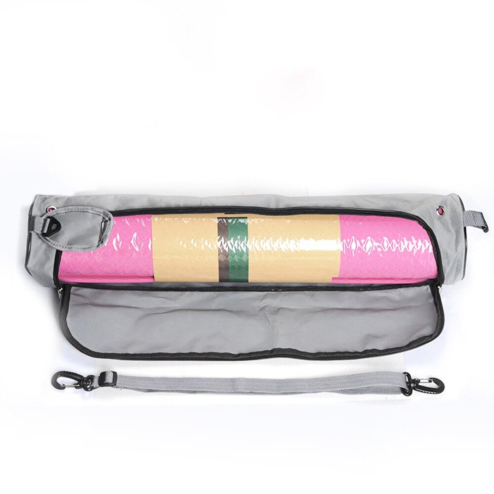 Оксфорд Йога сумка Йога Коврики сумка спортивная сумка Йога Пилатес Коврики сумка Переноски рюкзак сумка плеча для Для женщин фитнес