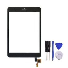 7.85 Inch Touch Screen for  Plane 8.1 3G TS7854M Tablet Glass  Panel Digitizer Sensor Replacement with Free Repair Tools