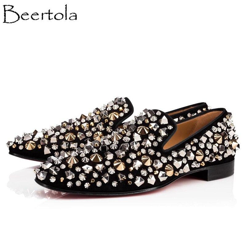 design de qualité f77d0 00783 Hommes Hombre De Beertola Mixte Chaussures Rond Semelle ...