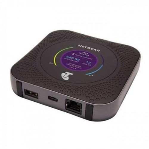 US $244 8 15% OFF|Unlocked Netgear Nighthawk M1 MR1100 LTE CAT16 4GX  Gigabit Mobile Router-in Modems from Computer & Office on Aliexpress com |