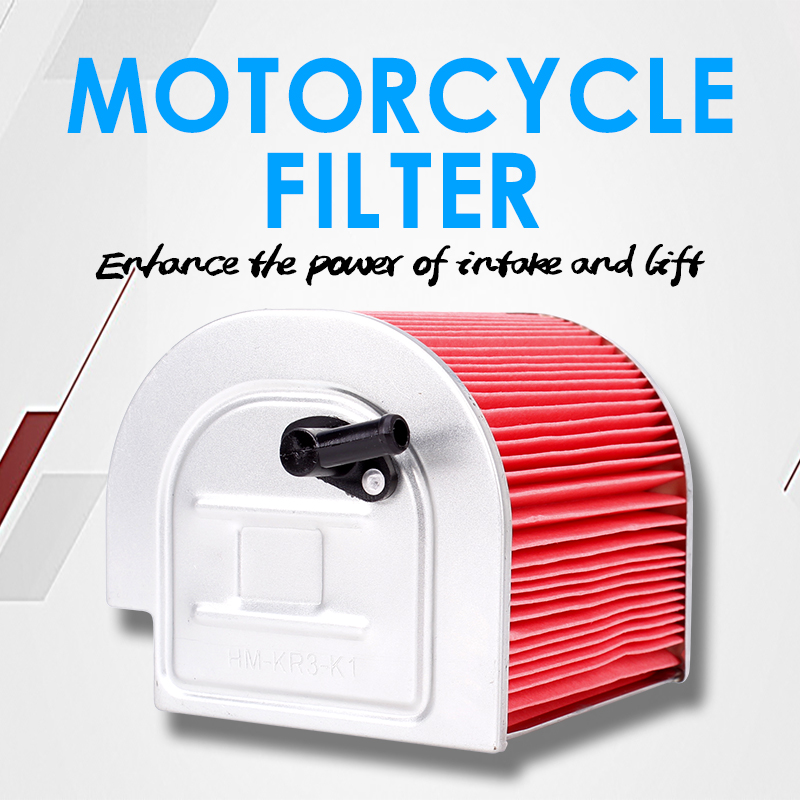 NEW High Quality Intake Air Filter Cleaner Element For Honda CA250 CMX250 1996-2011 CA125 1995-1999 CMX250C 2003-2011 DD250