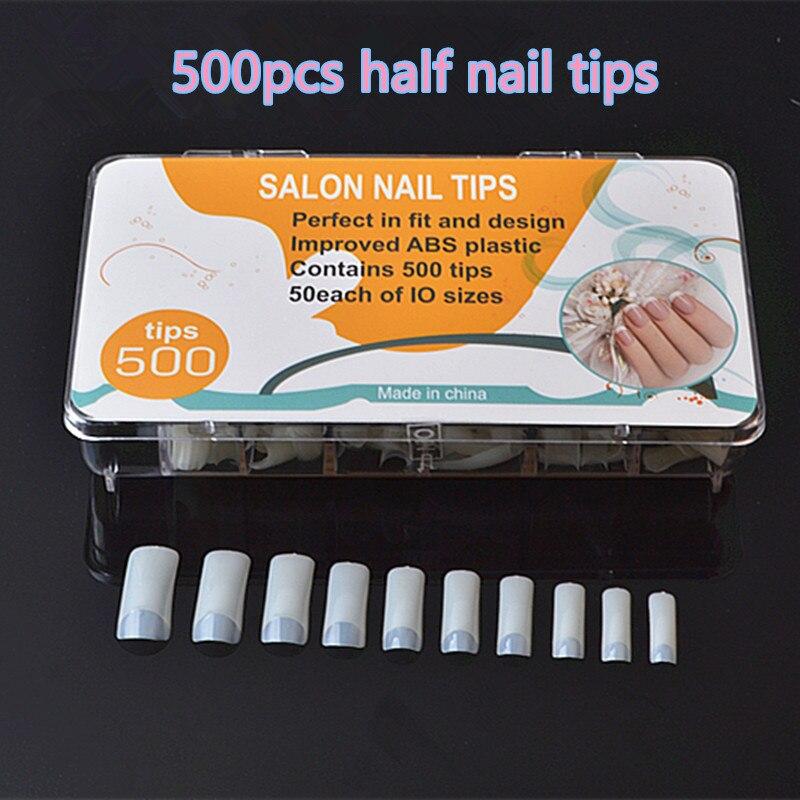 2016 free shipping Nail art supplies wholesale 500pcs Box ...