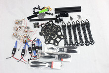 F08618-C HMF S550 Actualización F550 Hexacopter Frame Kit de $ Number Ejes + ESC + Motor + KK V2.9 Junta + Hélices