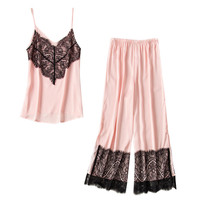 Lingerie Sexy Hot Erotic New Fashion Ladies Underwear Lace Sling Lingeries Trousers Pajamas Nightgown Babydoll 19Apr.15 P40