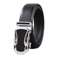 Large Size 140cm Men S Belt Car Automatic Belt Buckles Casual Simple Middle Old Age Super