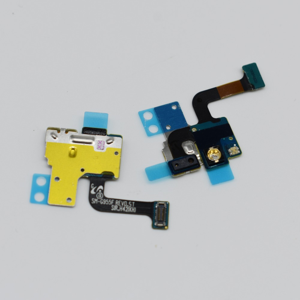 Sensor Us Galaxy Proximity new 4 parts Samsung G955f G955 S8 For Replacement Plus 3 Parts Flex flex Repair S8 Original Cable Samsung G950 G950f