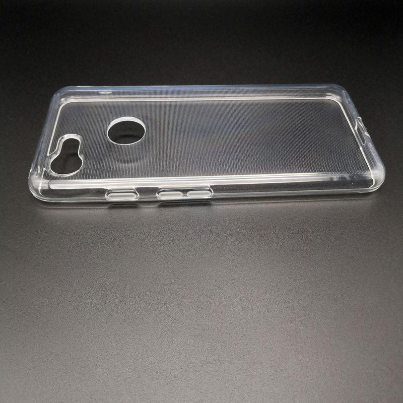TPU Back Cover Case For Google Pixel 3 3 XL TPU Ultra Clear Transparent Soft Phone Case