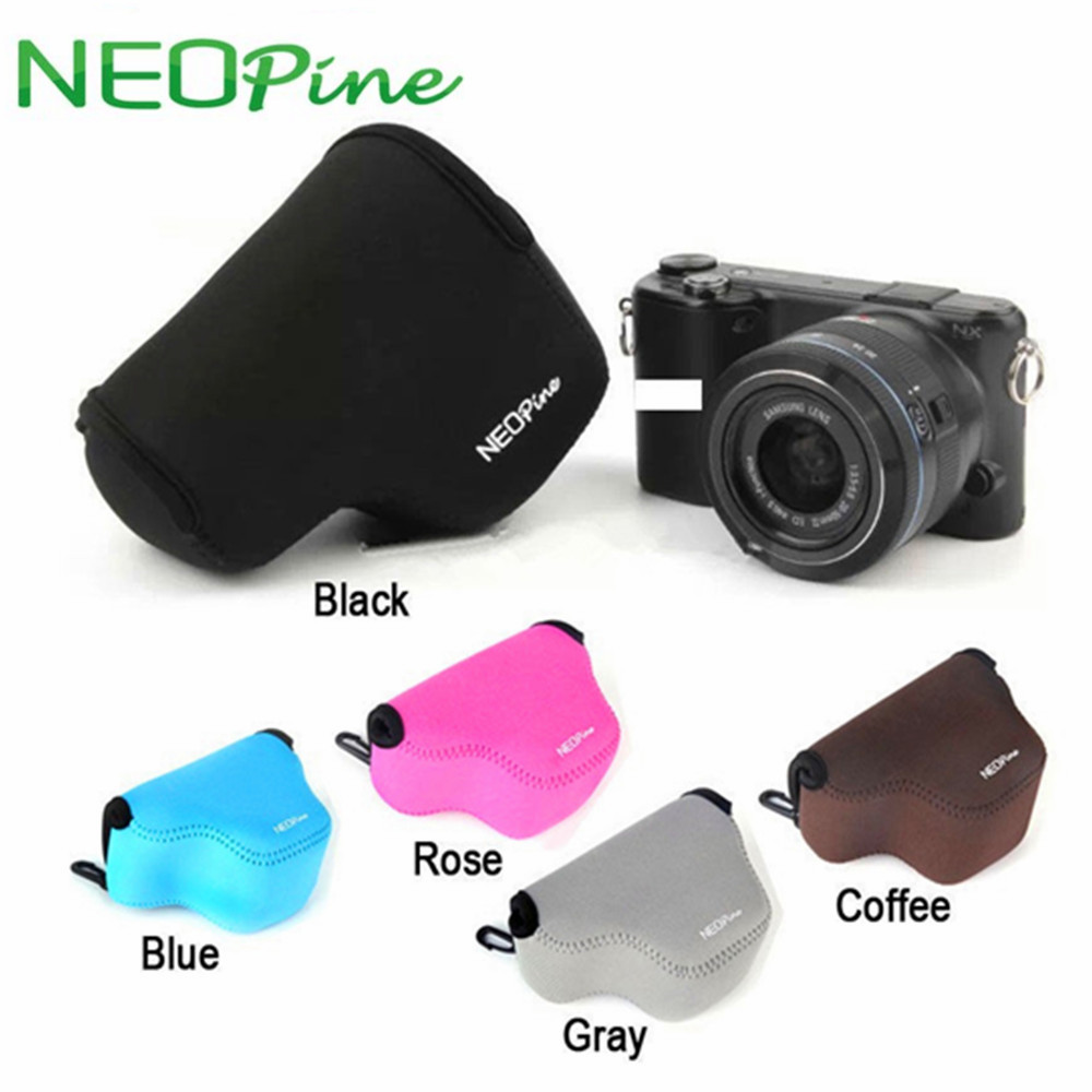 NEOPINE Bag NX2000 Camera Cases Protective-Inner-Pouch for Samsung with 20-50mm-Lens