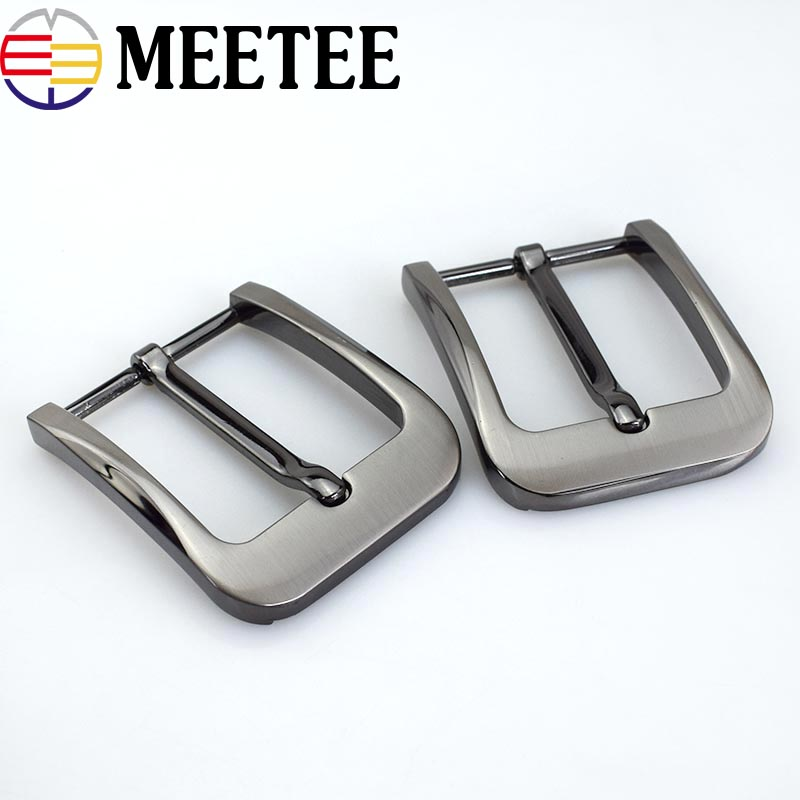 Fashion Men Belt Buckle 40mm Metal Pin Buckles For Belt 39-40mm Belt Head DIY Leather Craft Hardware Jeans Accessories
