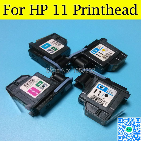 Wholesale Price Good Feedback For HP 11 Print Head With For HP Designjet 500 510 800 Printer Head best price 5pin cable for outdoor printer