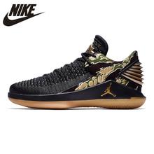 low priced 83a0d 792c8 Nike Air Jordan XXX2 Basso Tiger Camo Scarpe Da Basket degli uomini  antiscivolo Leggero Assorbimento Degli Urti Traspirante AH33.