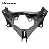 MALUOKASA Motorcycle Upper Front Fairing Cowl Stay Headlight Bracket For Suzuki GSXR 600 750 2008 2009 2010 08 10
