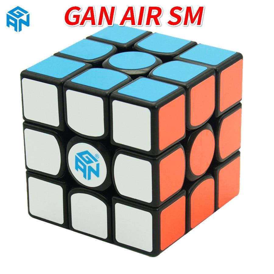 Gan356 Air SM 3x3x3 Speedcube cube black magic GAN Air SM Magnétique 3x3x3 Vitesse cube Gans 356 Air SM Puzzle Jouets Pour Enfants