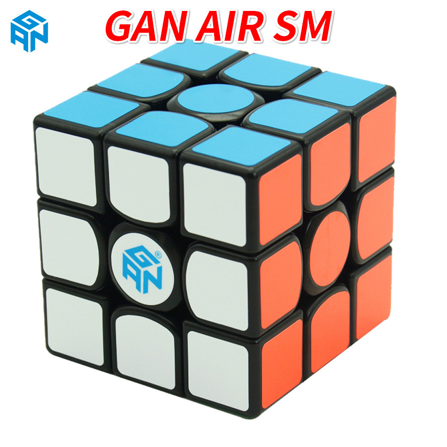 Tool Bags New Gan356 X Magnetic 3x3x3 Speedcube Professional Speed Magic Cube Gans 356 X 3x3 Cubo Magico Gan 356 X Puzzles For Children
