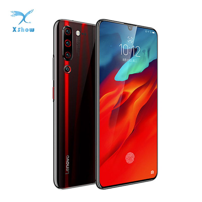 Global Rom Lenovo Z6 Pro 6GB 128GB Android 9 Snapdragon 855 Octa Core 6 39 1080P