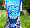 Hot Selling Cartoon Stitch Festivals Gift Bouquet For Valentine's Day / Birthday gift / Wedding / Easter with Gift Box Handmade