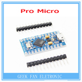 10pcs/lot New Pro Micro for arduino ATmega32U4 5V/16MHz Module with 2 row pin header For Leonardo in stock . best quality