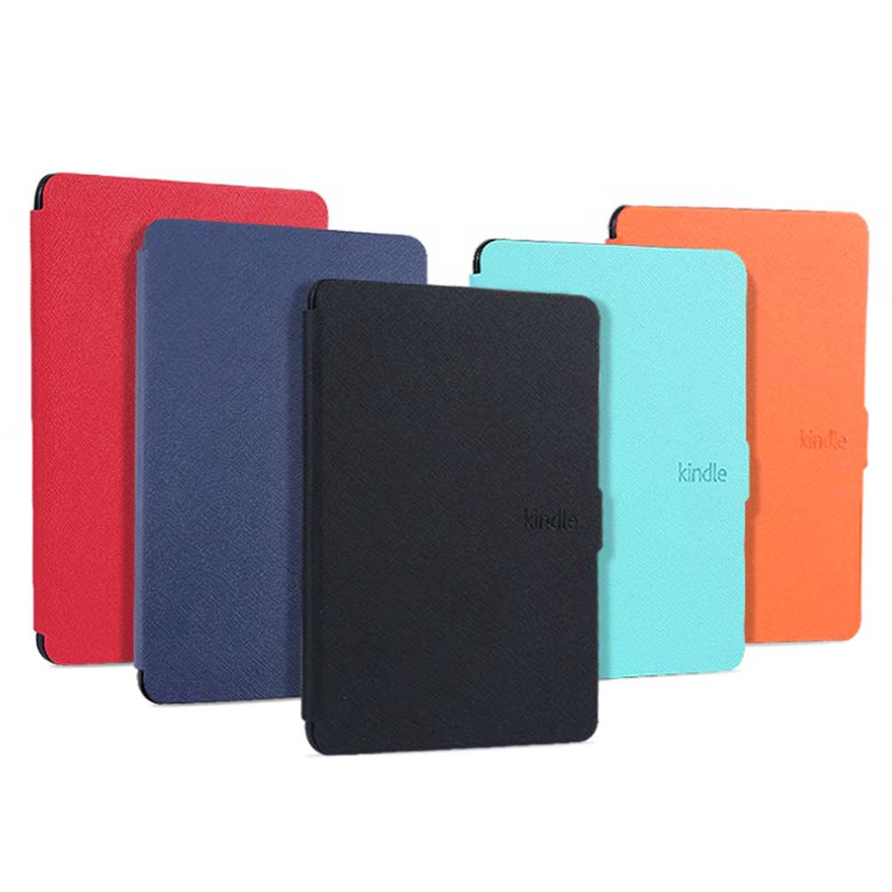 Smart Slim Magnetic E-book Folding Case for Amazon Kindle Paperwhite <font><b>4</b></font> Cover 2018 10 Generation Shell Ebook Protector Case image