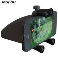 JouFou Taktik Aksesuarları Tüfek Dağı Smartphone Açık Avcılık Kamp için Bisiklet Dağı Cep Telefonu Tutucu Uyar