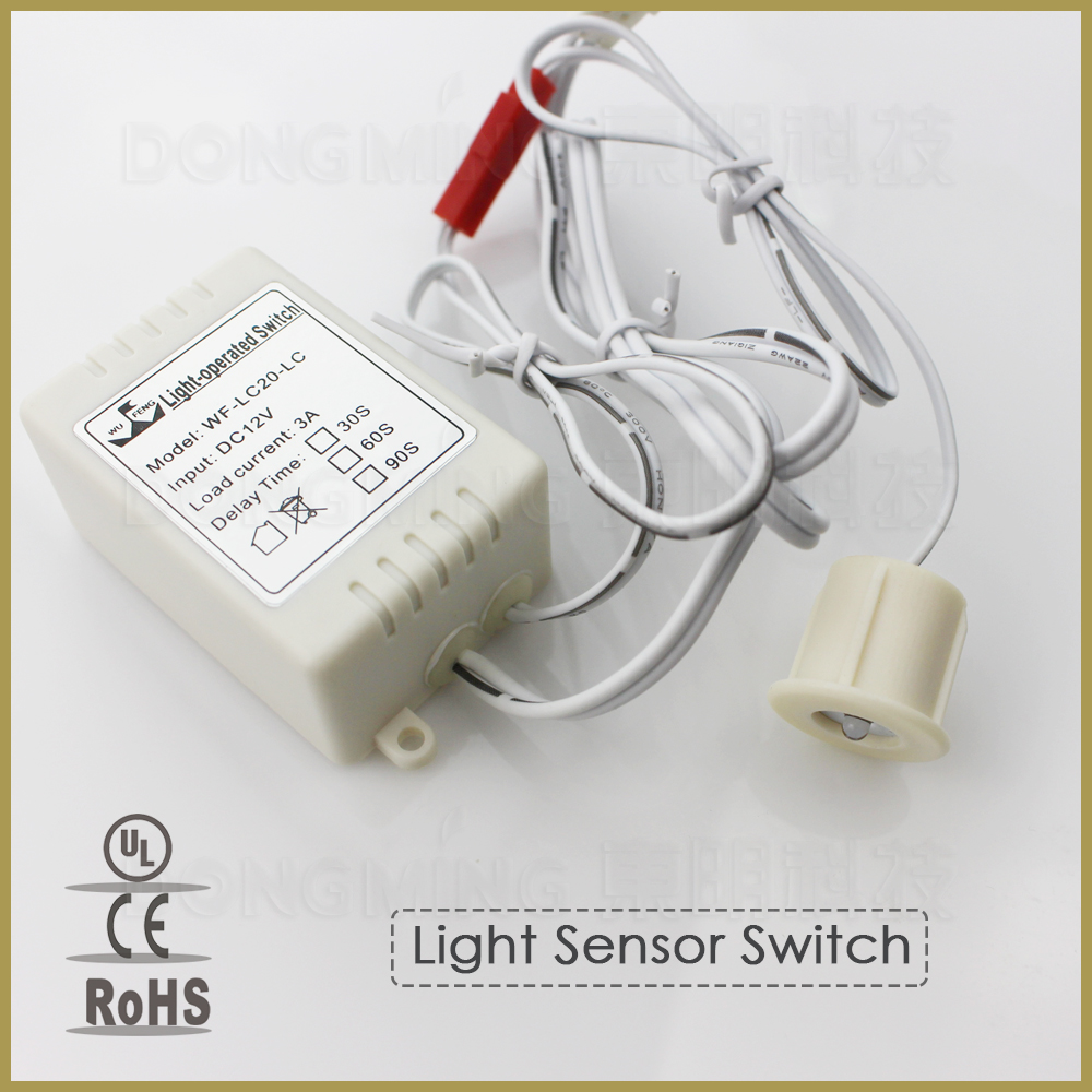 10pcs Lot Factory Selling 12v Motion Sensor Light Switch
