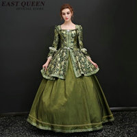 18th Century Costume 18th Century Dress 17th Century Costume KK1863 H