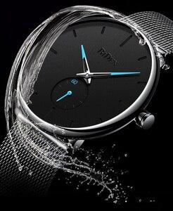 Image 4 - BIDEN Mens Analog Quartz Watches Men Luxury Business Watch Fashion Simple Wristwatch Male Waterproof Clock Relogio Masculino