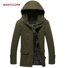MANTLCONX 2019 Spring Jacket Men Coat Winter Man Clothes casacos masculino Male Outwear Autumn Fall Jacket Puls Size 4XL Coat