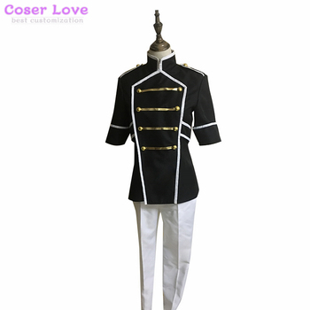 King OF PRISM Shiny Seven Stars Mihama Kouji Cosplay Costume for Halloween Christmas New years image