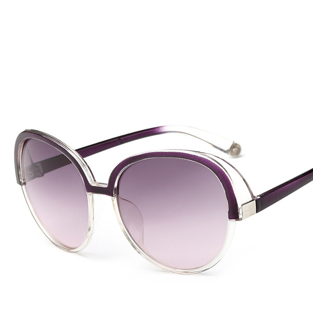 Fashion Trends Eyewear Ladies Cat Eye Tendances Retro Lunettes de Soleil , Cadre Blanc / Cadre Blanc